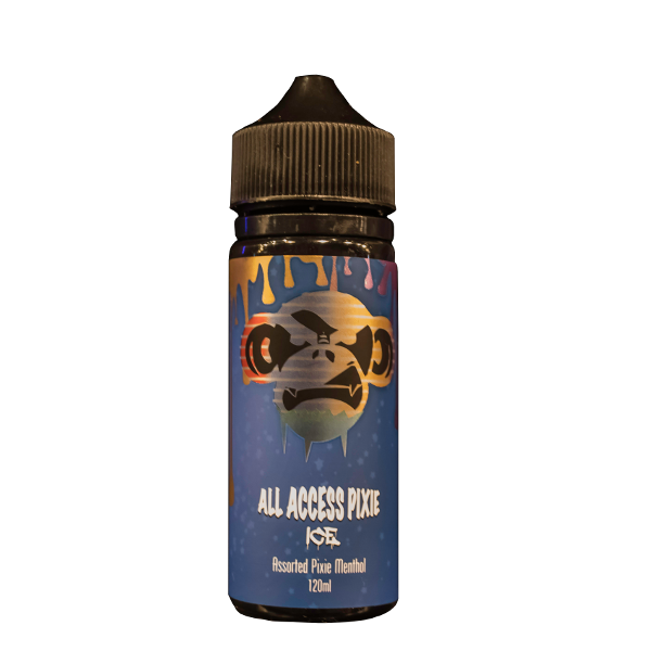 All Access Pixie Ice E-liquid