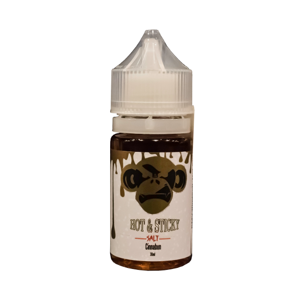 Hot & Sticky Salt E-liquid