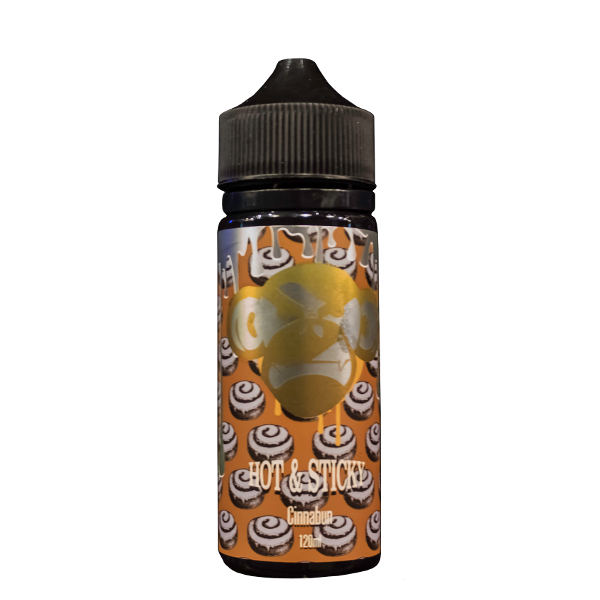 Hot & Sticky E-liquid